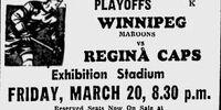1952-53 Western Canada Allan Cup Playoffs