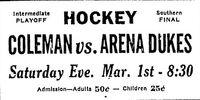 1946-47 Alberta Intermediate Playoffs