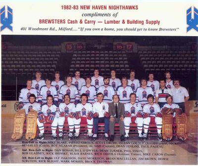 1982-83 NHNight