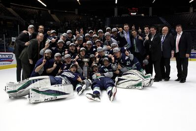2017 WHL champs Seattle Thunderbirds