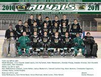 2010-11 Temiscaming Royals