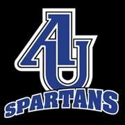 Aurora University Spartans logo