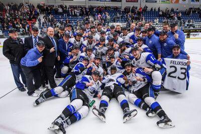 2017 QMJHL champs St. John Seadogs