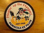 Ice Pilots first season patch