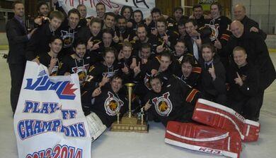2014 VIJHL champs