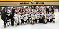 2016-17 NCHA Women's Season
