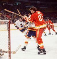 Eric vail atlanta flames 1978