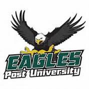 File:Post University Eagles logo.jpg