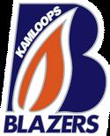 Kamloops Blazers logo 2015-