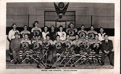 1945moosejawcanucks