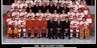 1986–87 Calgary Flames season