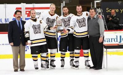 2010 Harris Cup Champs Adrian Bulldogs