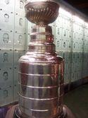 Stanley cup closeup
