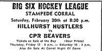 1953-54 ABSHL Season