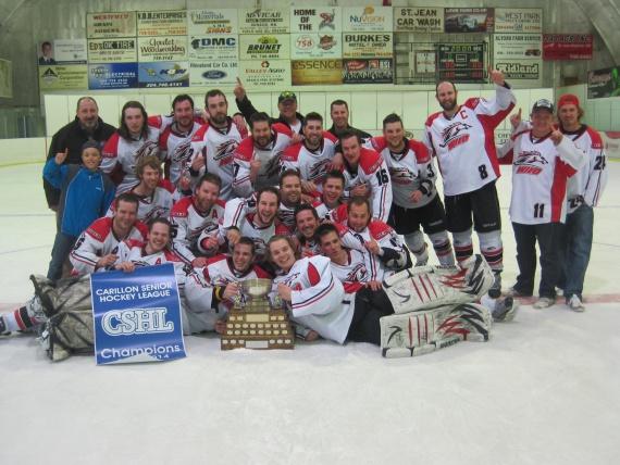 File:2014 Carillon Senior Hockey League Champions Red River Wild.jpg