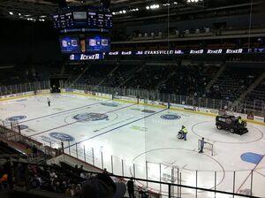 Ford Center - Icemen