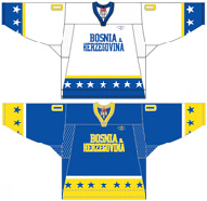 File:Bosnia and Herzegovina national ice hockey team Home & Away Jerseys.png