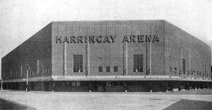 Arena Outside