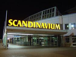Scandinavium entre 2005