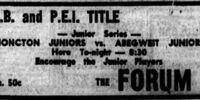 1950-51 Maritimes Junior Playoffs