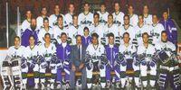 1992-93 SJHL Season