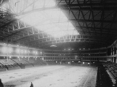 Boston Arena interior