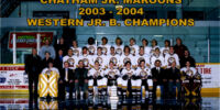 2004 Sutherland Cup