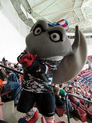 South Carolina Stingrays mascot Cool Ray