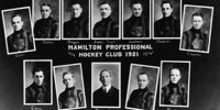 1920–21 Hamilton Tigers season