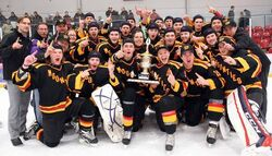 Paris Mounties champions 2014