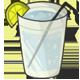 Cup of Blueberry Lemonade Before 2014 revamp
