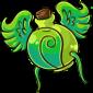Green Novyn Morphing Potion