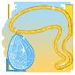 Diamond Egg Necklace