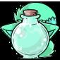 Bluegreen Dabu Morphing Potion