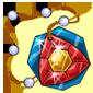 Sparkling Gem Necklace