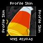 Trick or Treat Profile Skin
