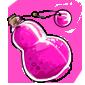 Pink Snow Jar