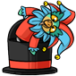 Exploding Top Hat