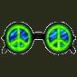 Peace Sunglasses