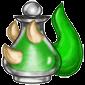 Green Trido Morphing Potion