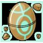 Ancient Jakrit Egg
