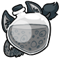 Grey Ridix Morphing Potion