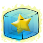 Gold Star Ice Cube Before 2015 revamp
