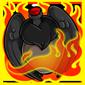 Firebreathing Dovu Morphing Potion