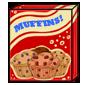 Frozen Muffin Ingredients