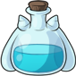 Blue Jakrit Morphing Potion
