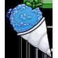 Blueberry Snow Cone