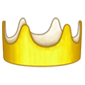 Fake Gold Crown Before 2015 revamp