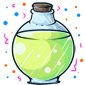 Party Dovu Morphing Potion
