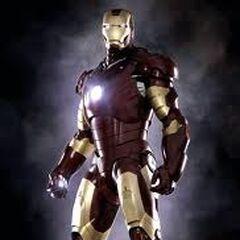 Iron Man/ Tony Stark (Center)